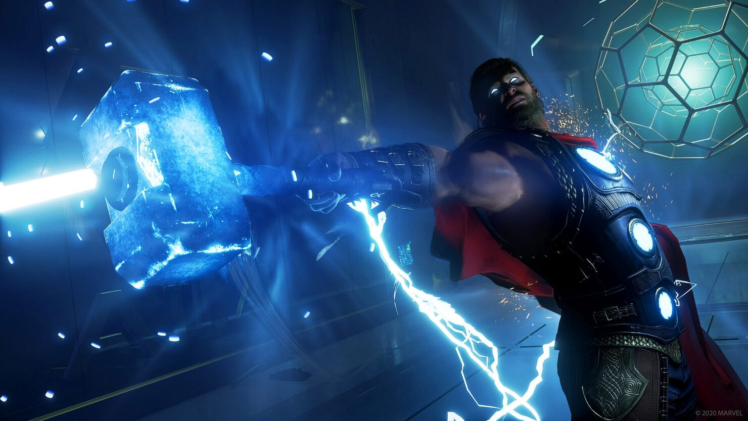 Marvel's Avengers PS5 next-gen features