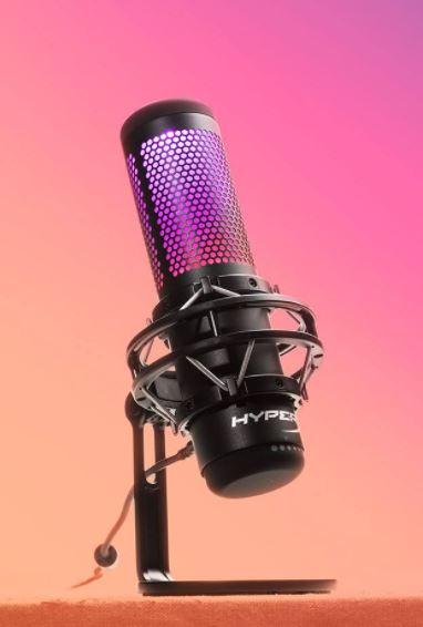HyperX Microphone