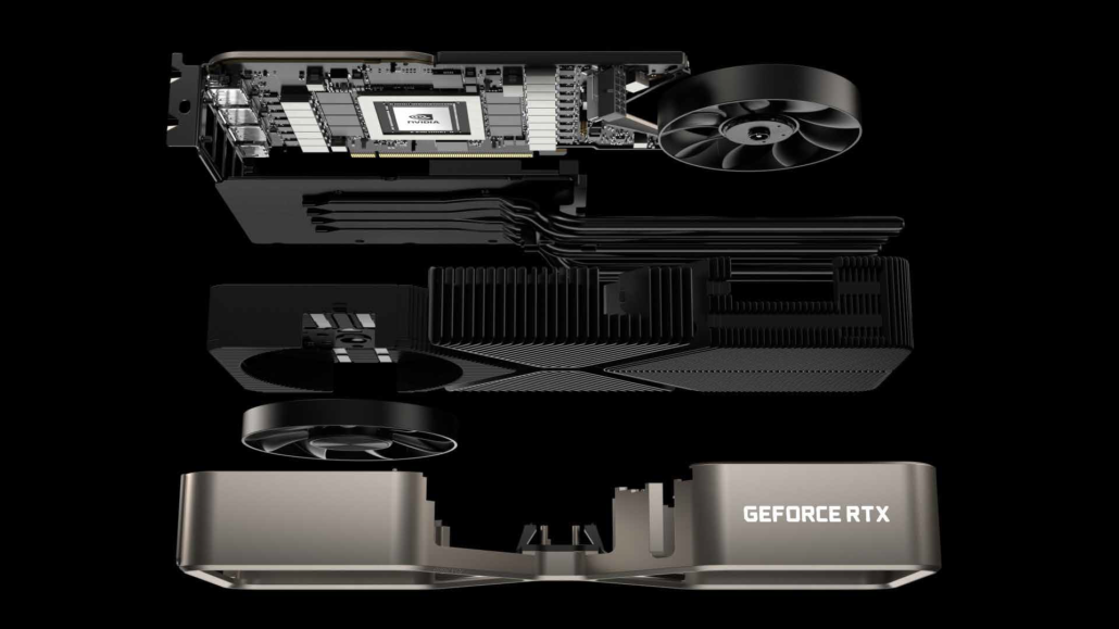 NVIDIA Readies GeForce RTX 30 'Lite Hash Rate' Series Graphics Cards To Combat Cryptocurrency Mining