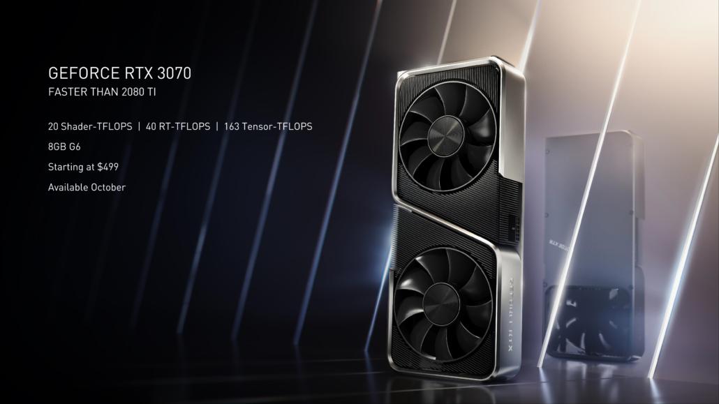EVGA GeForce RTX 3070 Graphics Card