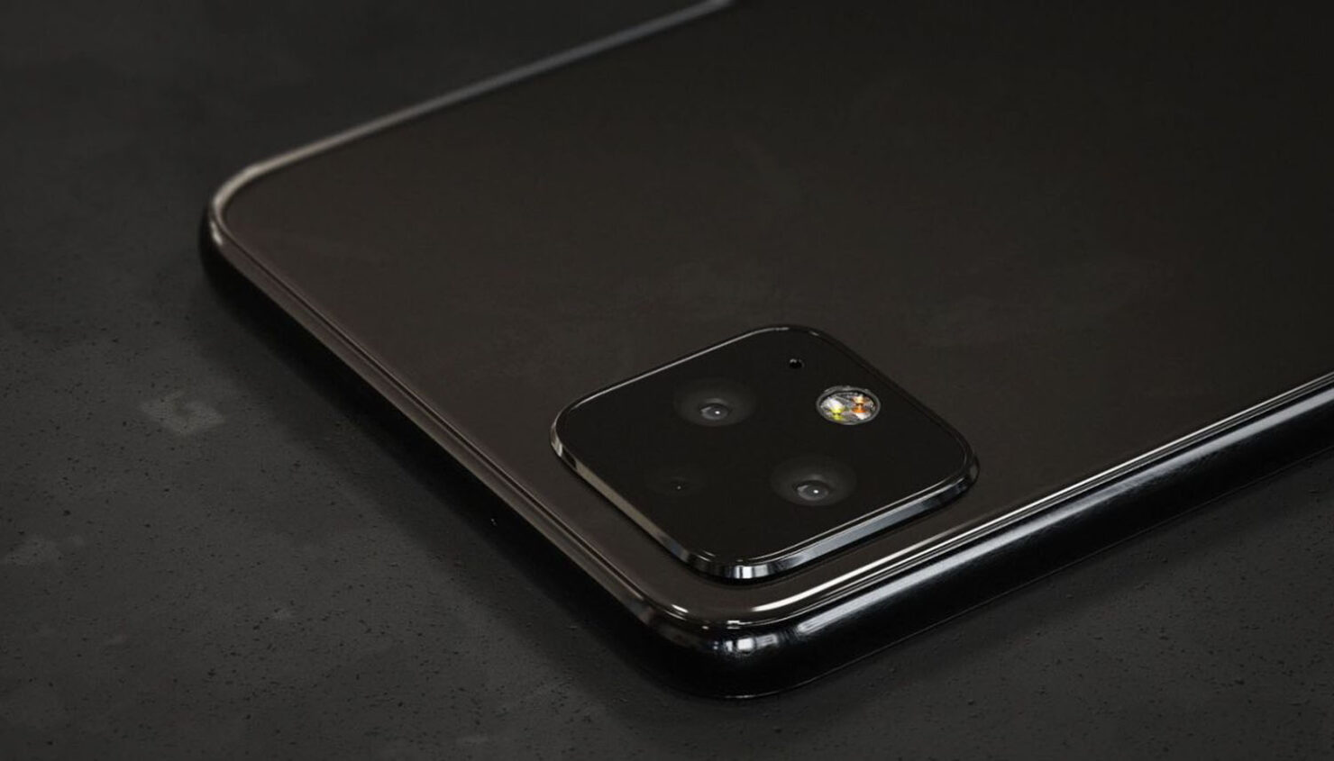 Alleged Pixel 5 Prototype Has Half the Body Covered in Glass With a Pixel 2-Like Two-Tone Finish