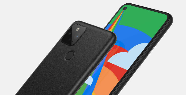 Google 'Pixel 5s' Images Leak Online, Showing Punch-Hole Camera, Rear-Mounted Fingerprint Reader, and More