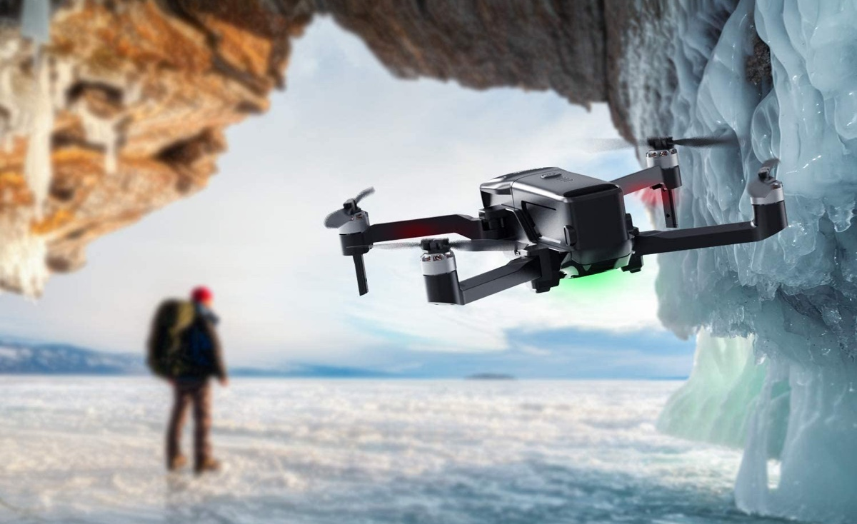Grab the D68 4K drone for just $199