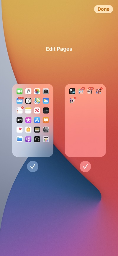 ios 14 home screen - photo #36