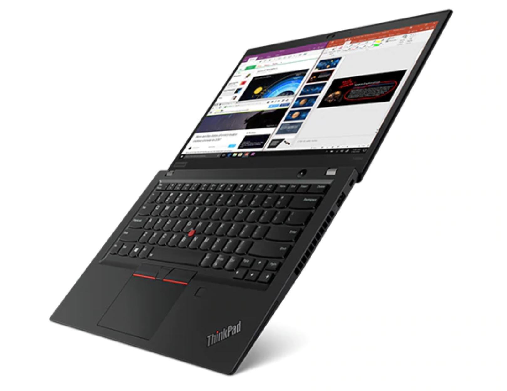 """ThinkPad T495s (14"""") lenovo Labor Day 2020"""