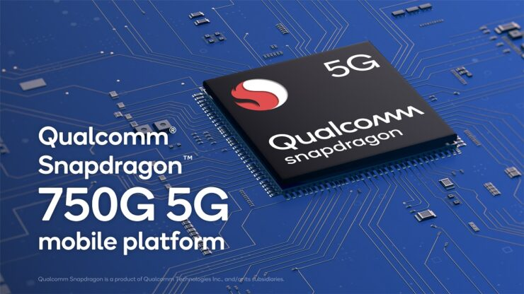Qualcomm Brings Snapdragon 750G with X52 5G Modem
