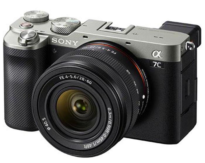 La cámara sin espejo Sony A7C se filtra antes del anuncio oficial 3