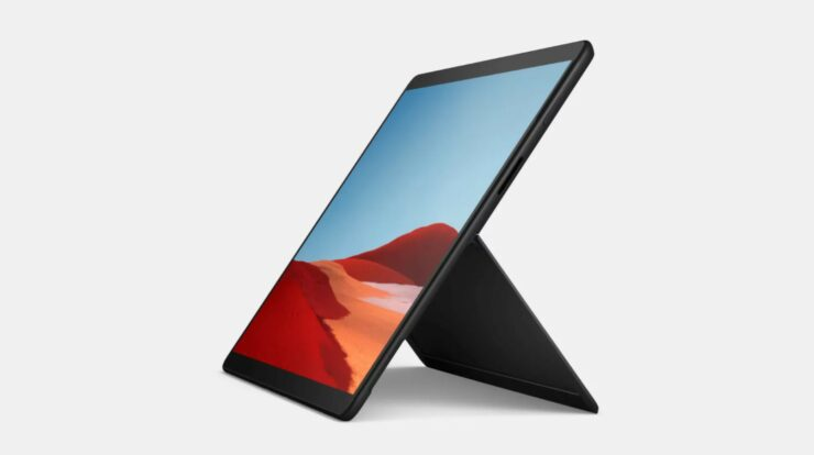 Surface Pro X 2 Could Arrive Later This Year With Microsoft's SQ2 Chip, Along With a New Color Model
