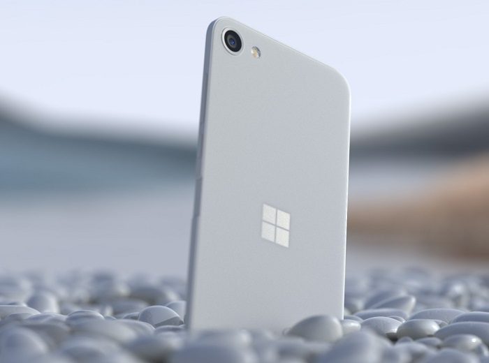Surface Solo Concept