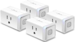 TP-Link smart plugs four-pack available for just $26.99