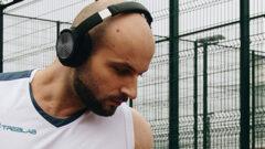 TREBLAB Z2 Bluetooth 5.0 Noise-Cancelling Headphones