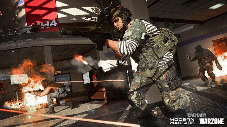 CoD Modern Warfare Warzone