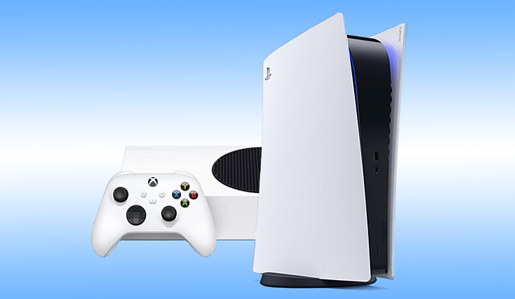 PlayStation 5 Xbox Series S