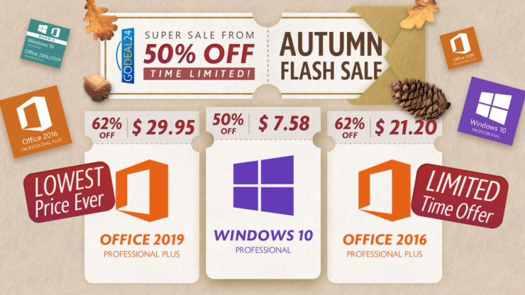 Cheapest Windows 10 License Keys At $7.58 for A Limited ...