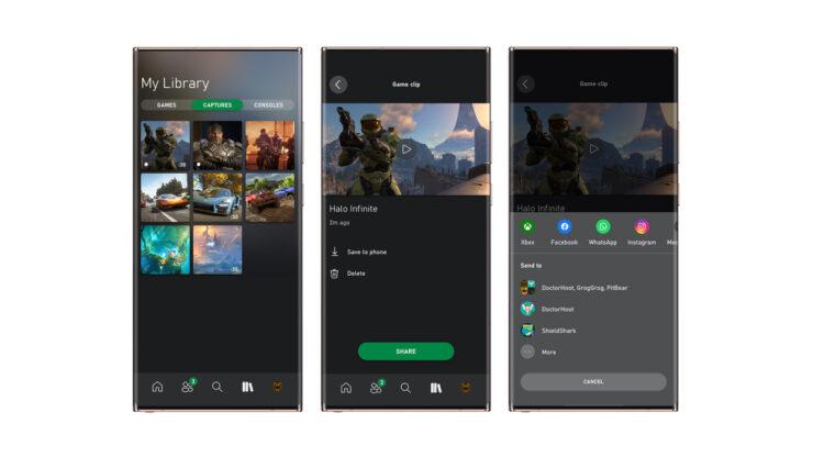 La nueva aplicación Xbox en tu Android te permitirá mantenerte conectado a tus juegos y amigos 3