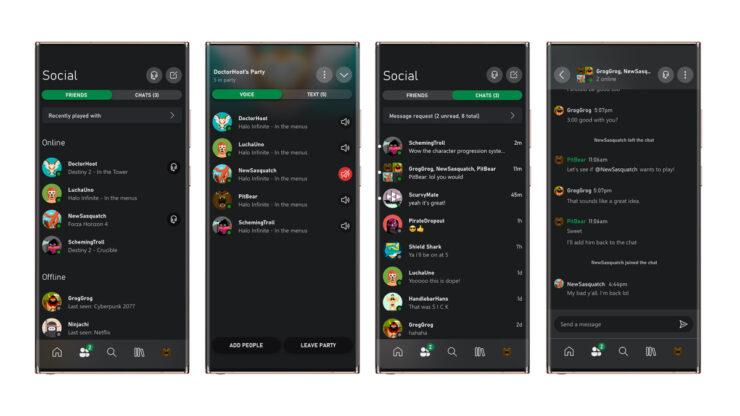 La nueva aplicación Xbox en tu Android te permitirá mantenerte conectado a tus juegos y amigos 2