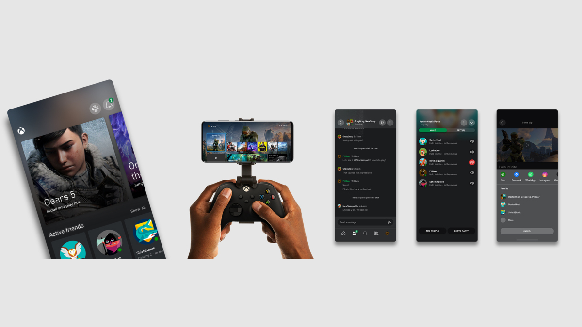 The New Xbox App on Your Android Will Allow You to Stay Connected to Your Games and Your Friends