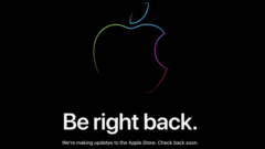 Apple Store online is down ahead of 'Time Flies' event