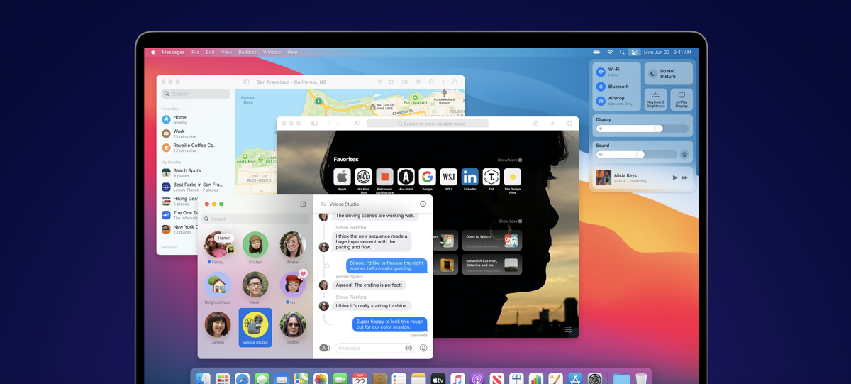 macOS Big Sur beta 8 now available for download