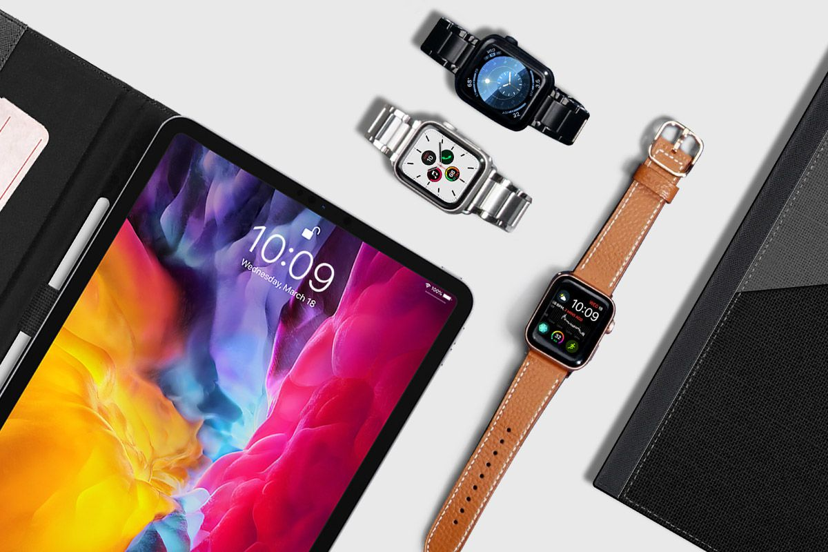 Casetify Apple Watch series 6 band