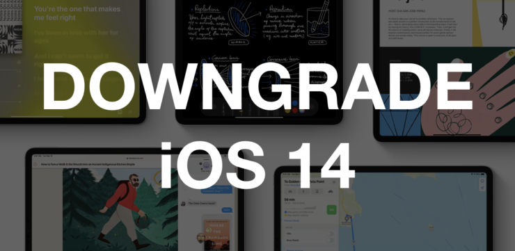Downgrade iOS 14 / iPadOS 14 to iOS 13 today before Apple stops signing the firmware