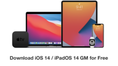 Download iOS 14, iPadOS 14 GM absolutely free today