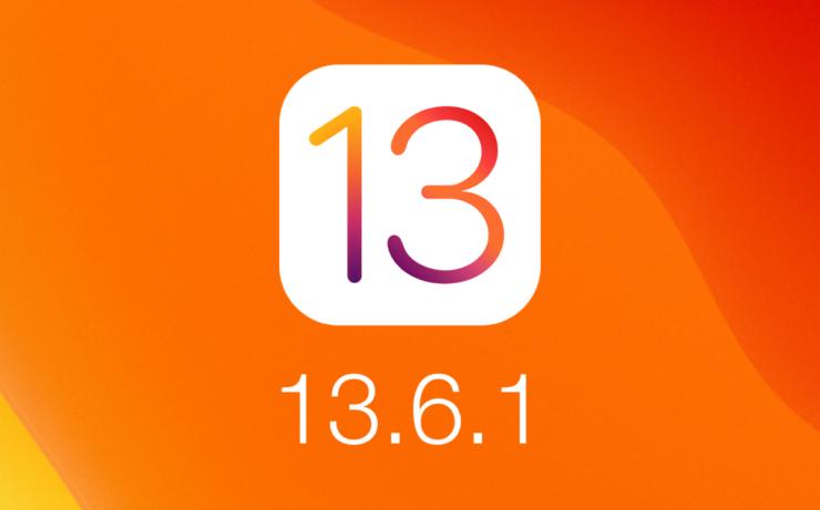 iOS 13.6.1 Signing