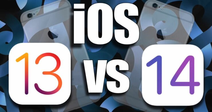 iOS 14 Speed test