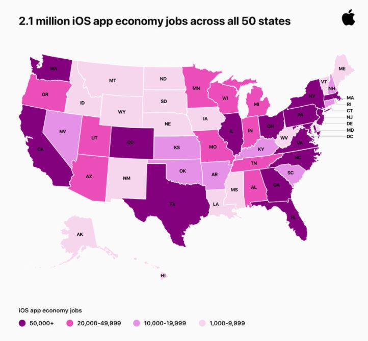 iOS App Economy App Store 2