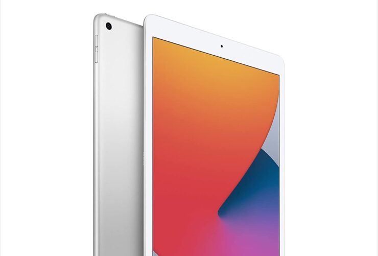 128GB iPad 8 in Silver available for just $399, $30 off