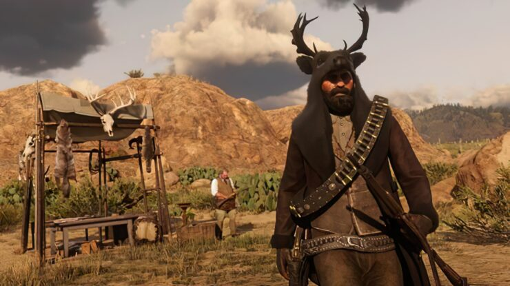 sedate_Latest Red Dead Online Update Adds Legendary Shadow Buck Mission