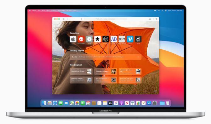 macOS Big Sur Beta