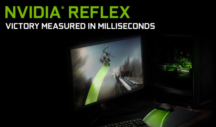 Game Ready driver NVIDIA Reflex Call of Duty