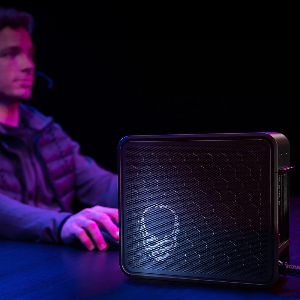 Image of article 'XPG Announces The XPG GAIA Mini Gaming PC With Intel 9th Gen CPUs'