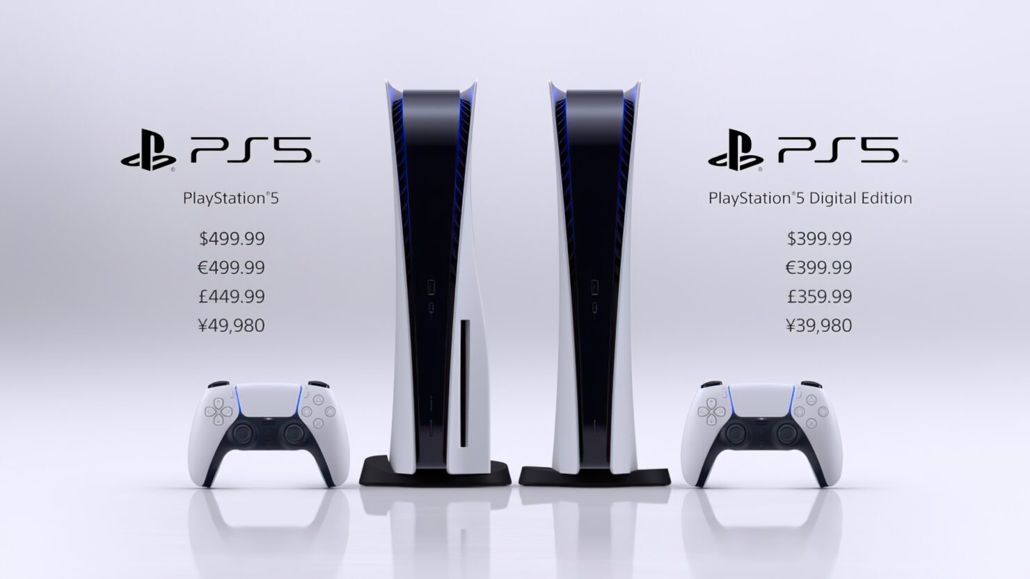 PS5 game prices