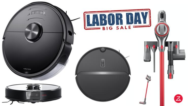 roborock labor day 2020 sale