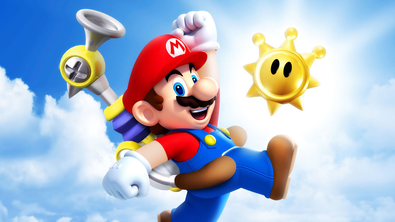 Super Mario 3D All-Stars platformers