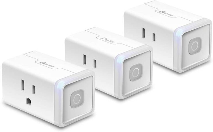 Get 3 Wi-Fi smart plugs for a low price of $20.99