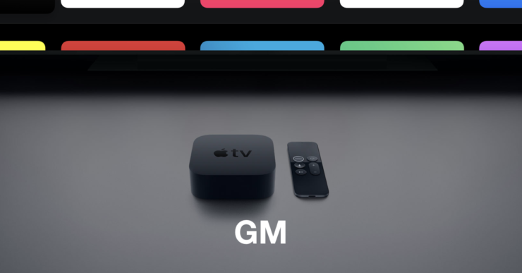 tvOS 14 GM is now available for download
