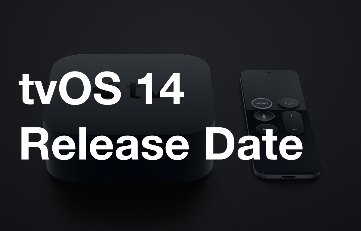 Official tvOS 14 release date for Apple TV has been announced