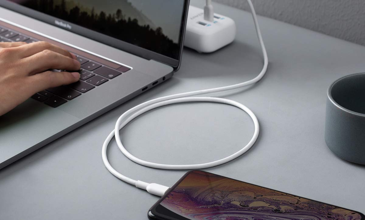 Get TWO USB-C to Lightning Charging Cables from Anker for Just $16.99