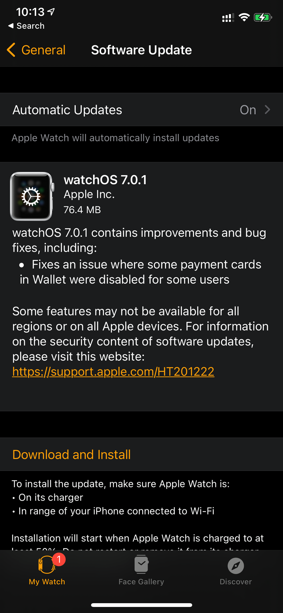 watchOS 7.0.1,tvOs 14.0.1,mcOS Catalina 10.15.7