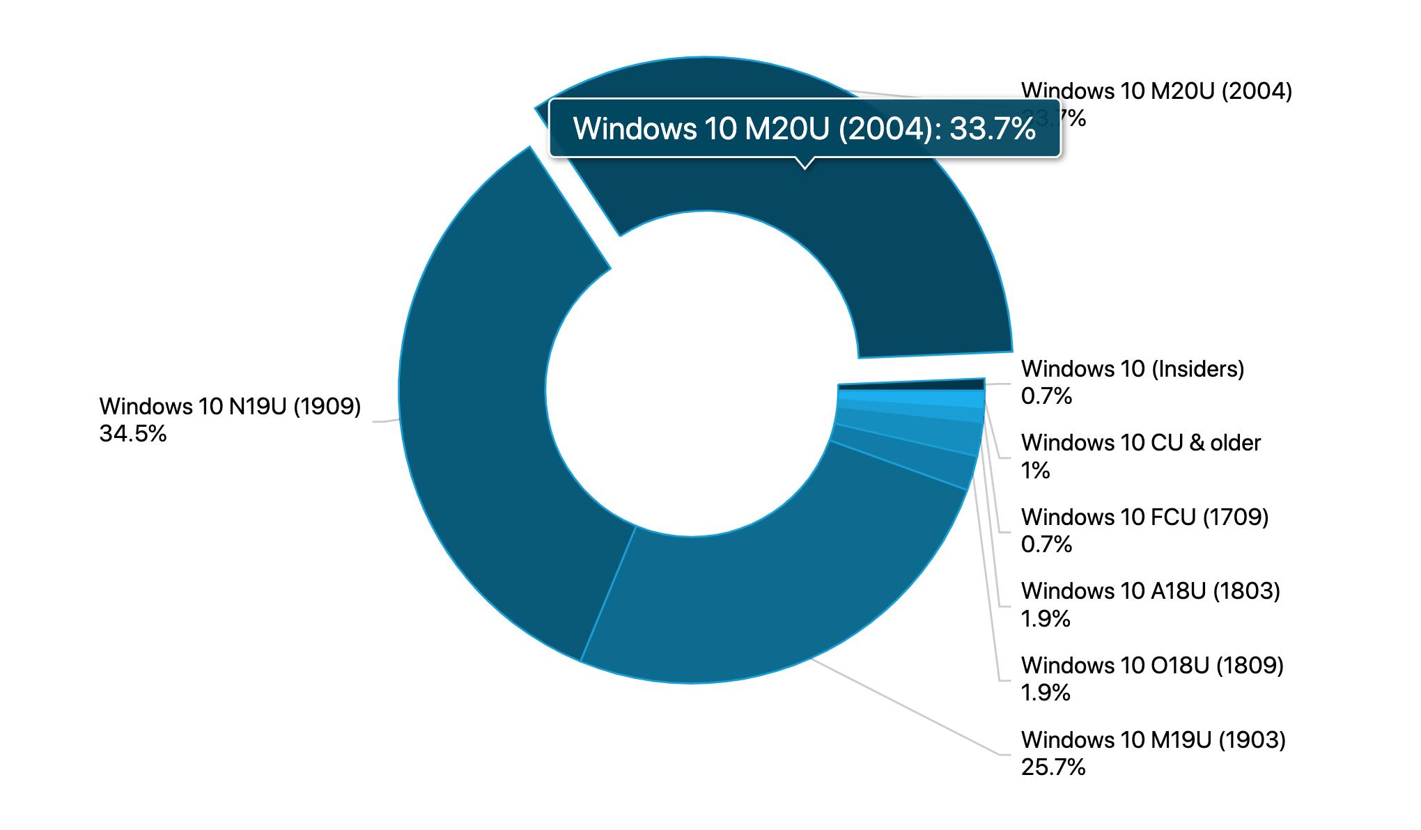 windows 10 2004 usage