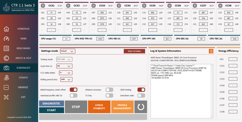 ClockTuner For AMD Ryzen Desktop CPUs_CTR 1.1_1