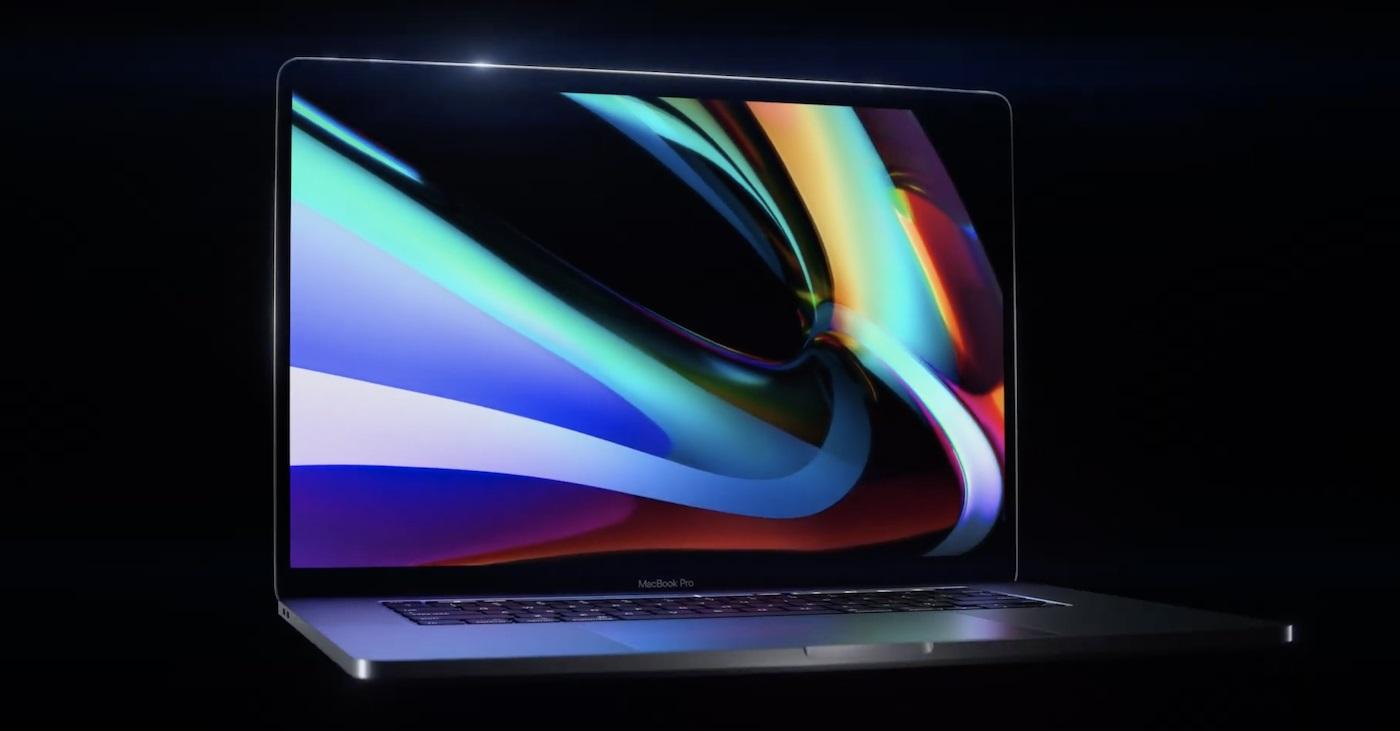 2020 16-inch MacBook Pro
