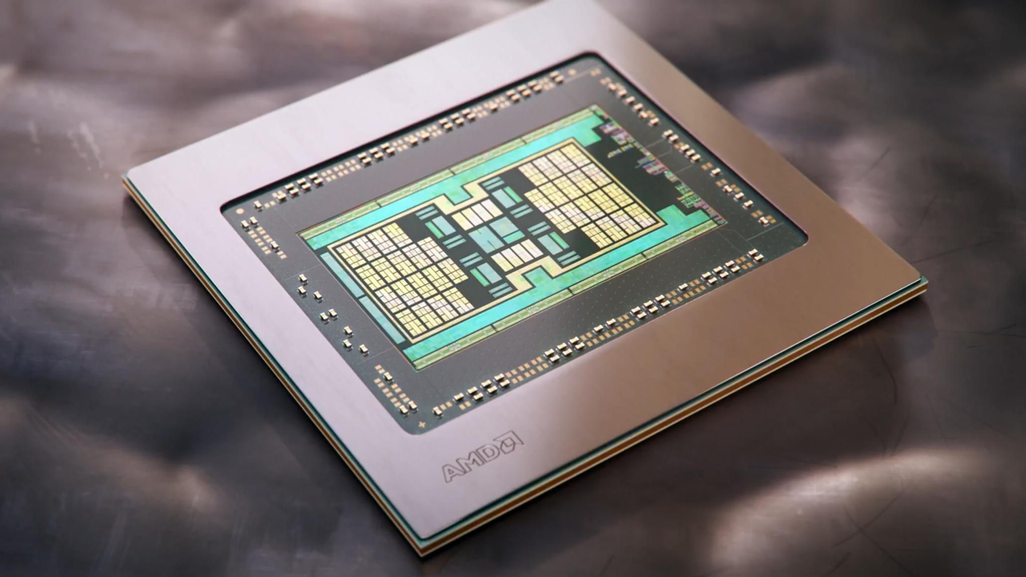GPU AMD RDNA 2 Memiliki Memory Latency yang Jauh Lebih Baik Dibandingkan NVIDIA Ampere GPU Architecture