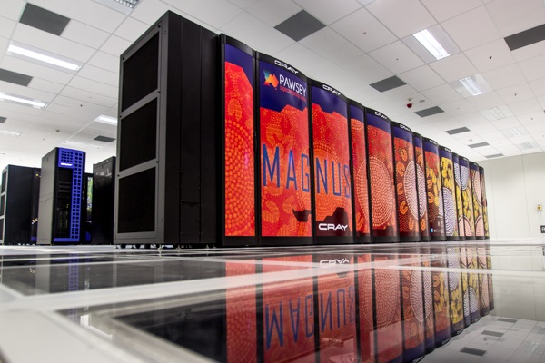 AMD EPYC CPU and Radeon Instinct GPU Powered Pawsey Supercomputer Announced For 2021