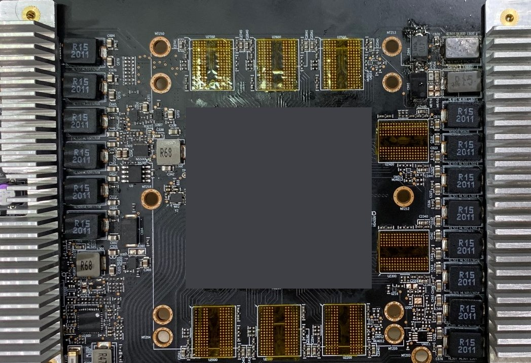 "AMD Radeon RX 6000 ""Big Navi GPU"" Graphics Card PCB Bocor - Dilengkapi Dual 8-Pin Connectors, 256-bit Bus & VirtualLink Port"