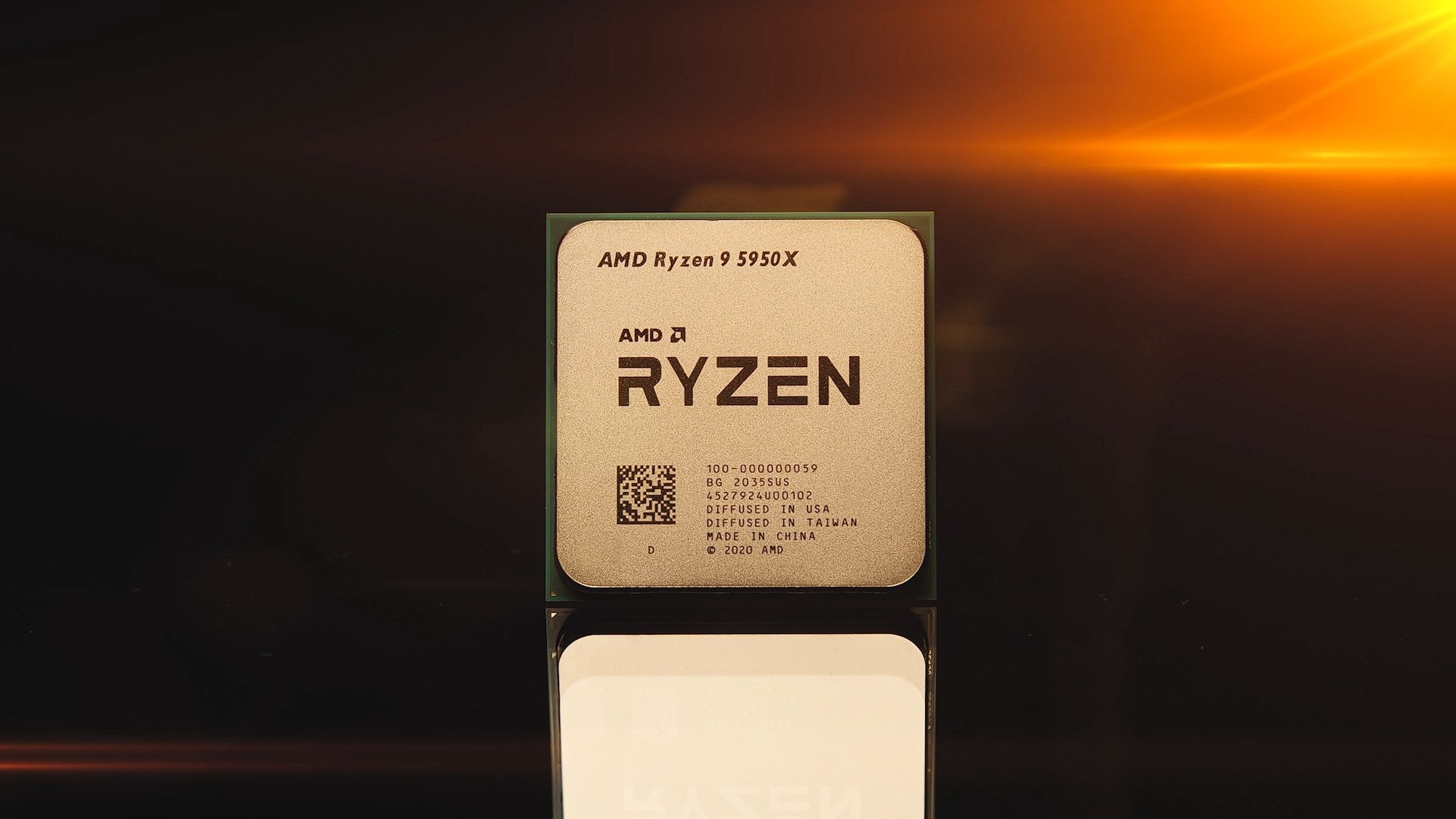 AMD Ryzen 9 5950X 16 Core Flagship CPU Di Benchmark lagi, Mengalahkan Intel's Top Core i9-10980XE 18 Core HEDT Chip