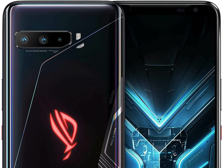 ASUS ROG Phone 3 Finally Released in the U.S.; Both 12GB RAM, and 16GB RAM Configurations Available
